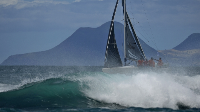 Stage 2 - Round Martinique Regatta